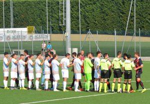 ECCELLENZA Girone B: AC LEON vs SANT'ANGELO LOD. 1-2