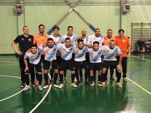 CALCIO A 5 SERIE C1 2a di Campionato: BELLINZAGO vs AC LEON  5-5 (pt 3-2)