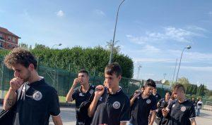 JUNIORES REGIONALI A Under 19  Campionato 2019/20  4a giornata: BRESSO CALCIO vs  Leon 1 – 0