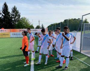 JUNIORES REGIONALI.A UNDER 19 3a giornata:  AC LEON vs C. G. BRESSO 3 – 0