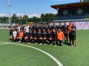 ECCELLENZA Girone B: PONTELAMBRESE vs AC LEON 2-2