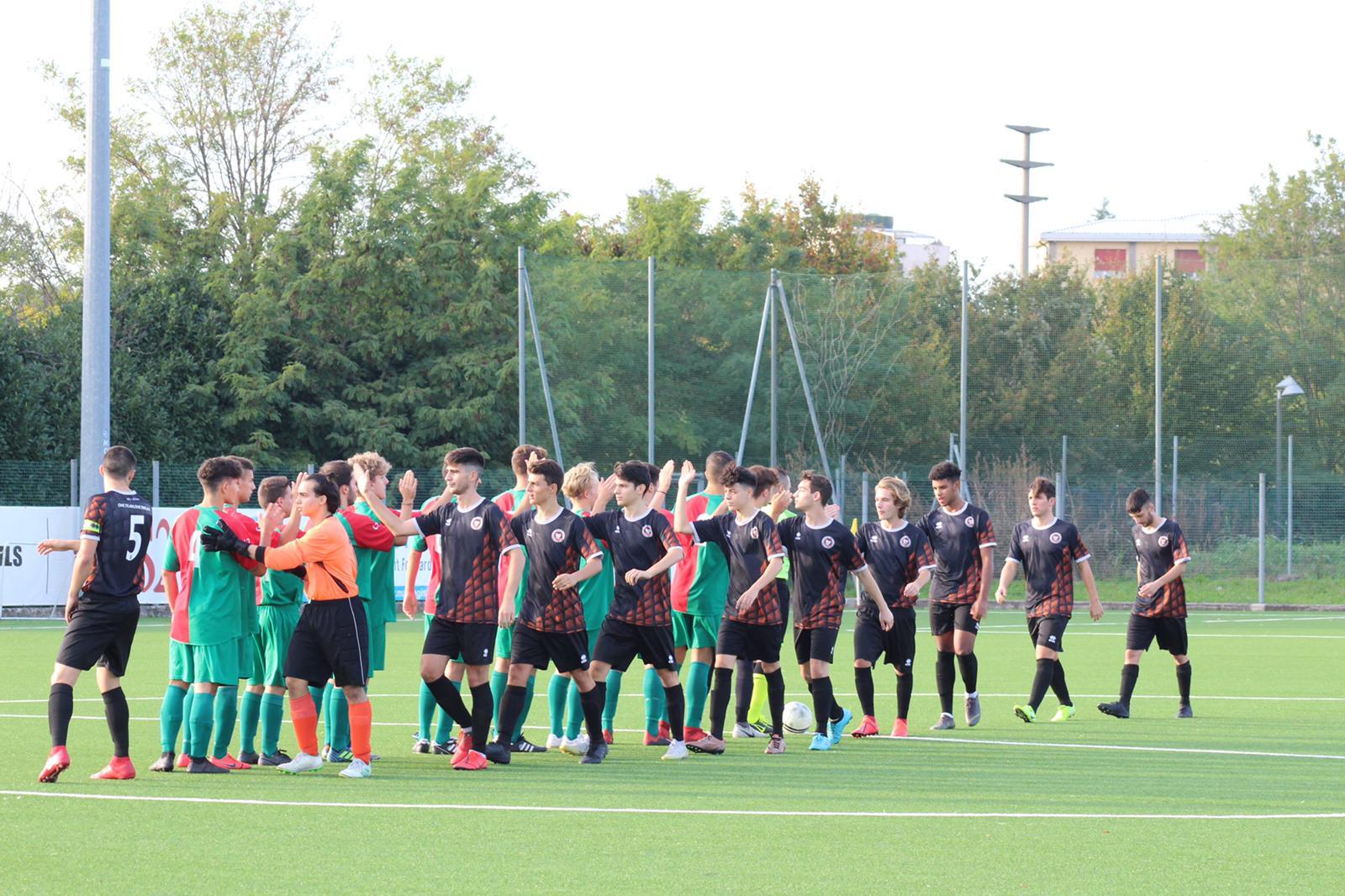 JUNIORES REGIONALI A UNDER 19 Campionato 5 giornata:   LEON vs SPERANZA AGRATE  2 – 2