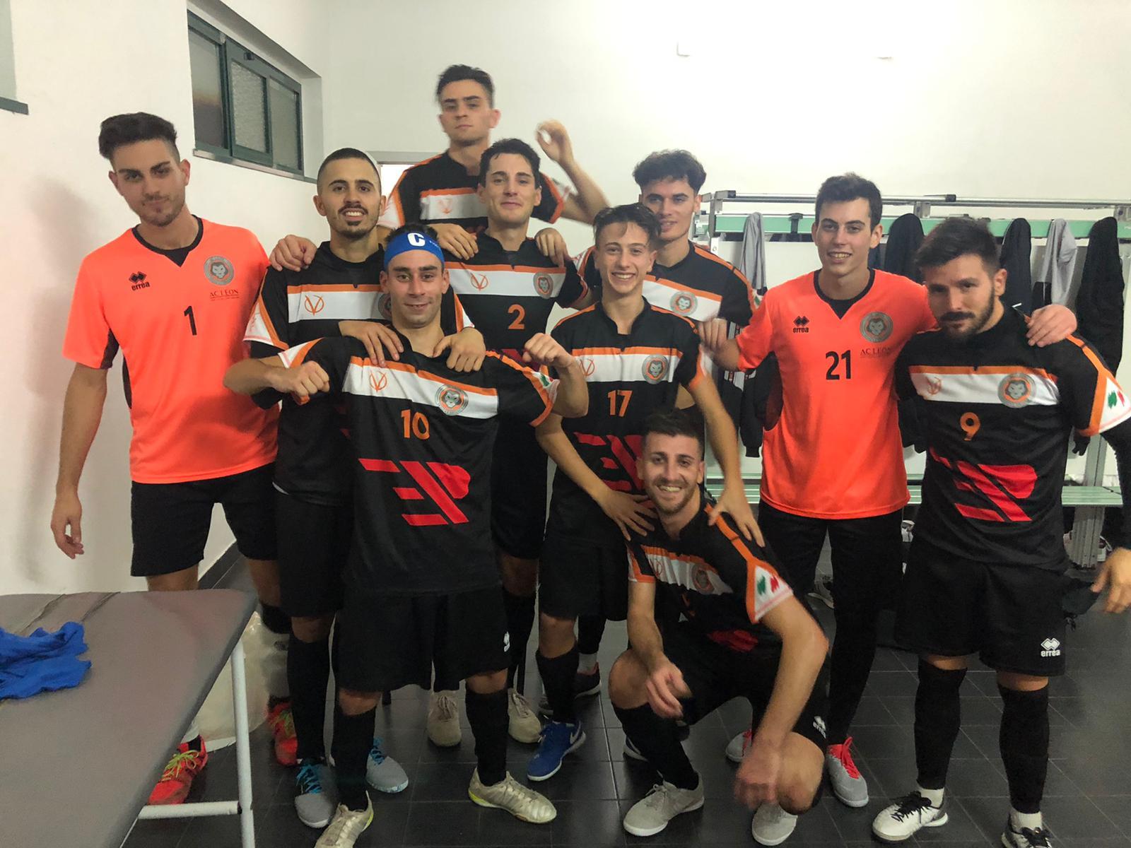 CALCIO A 5 SERIE C1 7a di campionato: LEON vs MAZZO 4-1 (PT 2-0)
