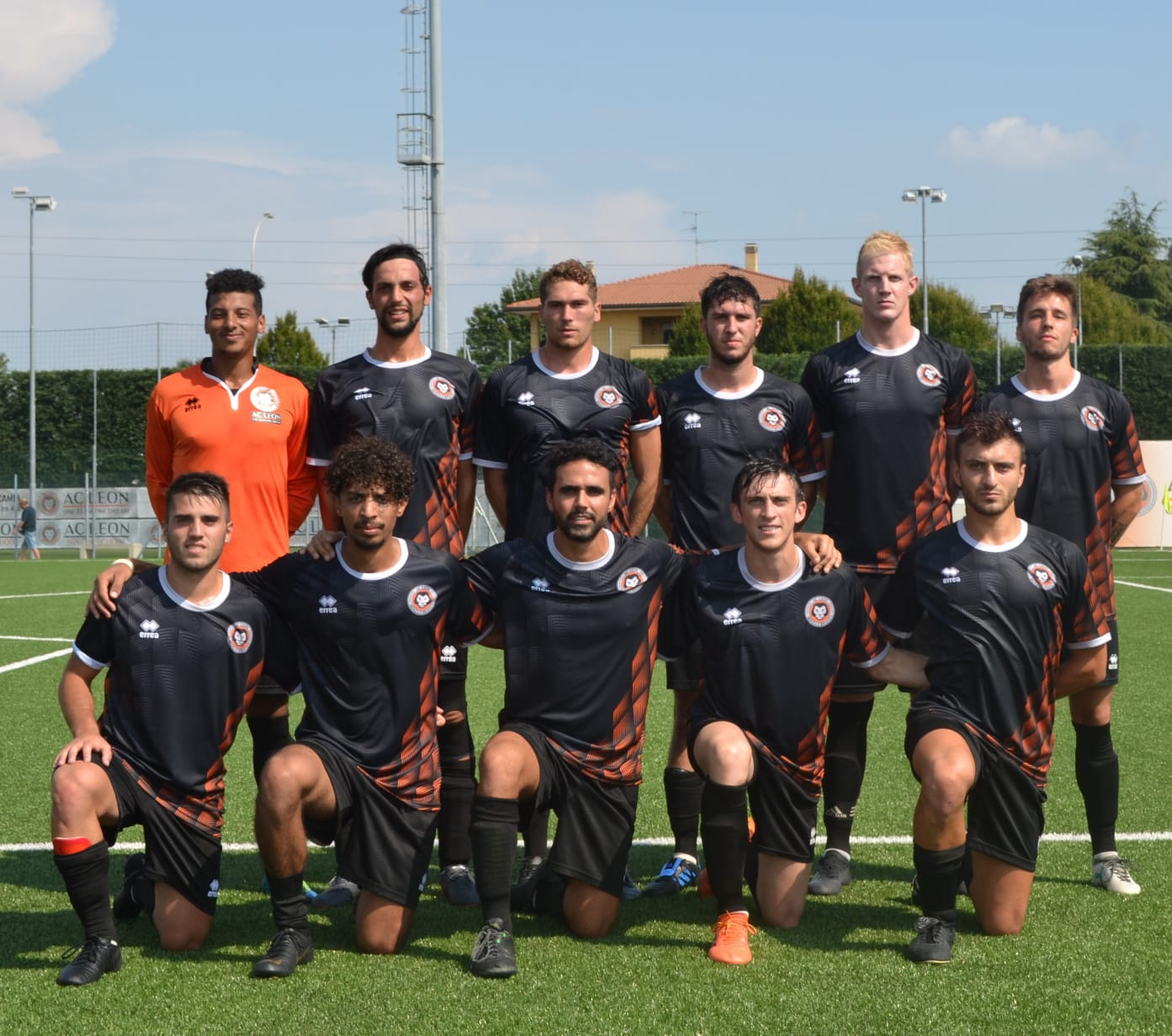 PRIMA CATEGORIA Girone C: FOOTBALL LEON vs MONNET XENIA 4 – 0