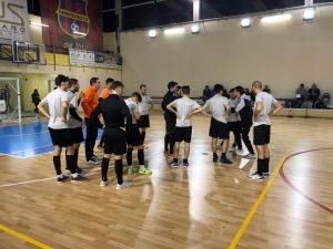 CALCIO A 5 SERIE C1 9a di campionato: DESENZANO vs LEON 8-5