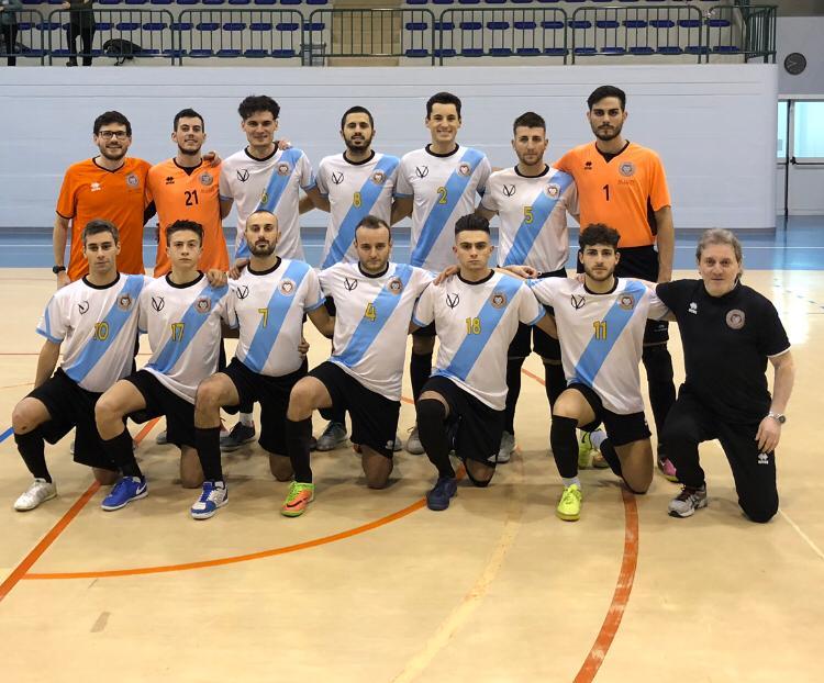 CALCIO A 5 serie C1 10a di campionato: LEON vs LAVENO 5-3