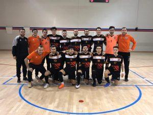 CALCIO a 5 serie C1 8a di campionato: BELLUSCO vs LEON 1-6 (PT 0-1)