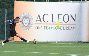 ECCELLENZA Girone B:  CASATESE vs LEON 2-0
