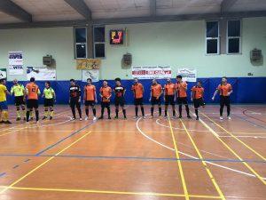 CALCIO A 5 SERIE C1: DERVIESE vs LEON  7-6