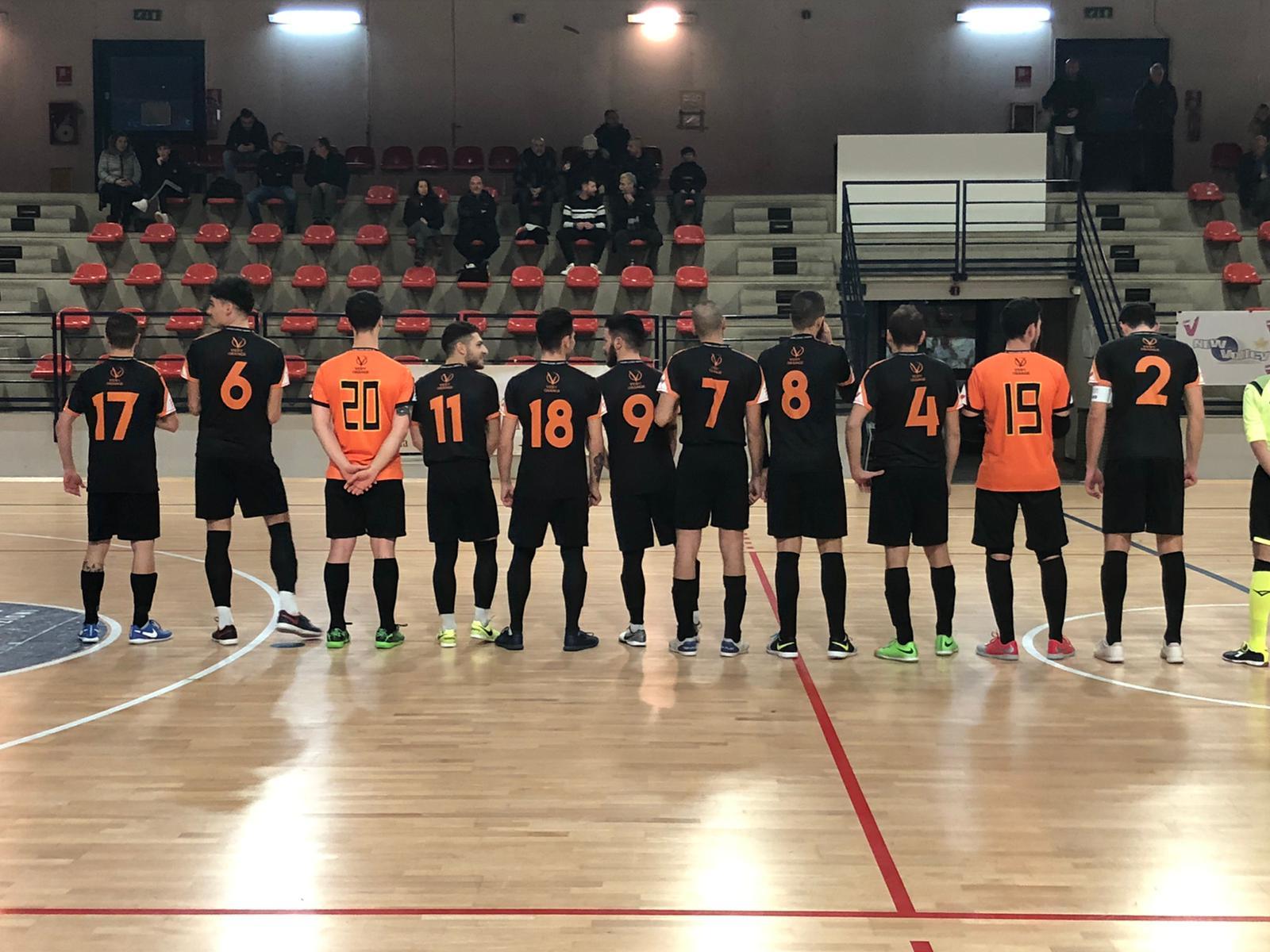 CALCIO A 5 SERIE C1 13a di campionato: PALAEXTRA vs LEON  6-4