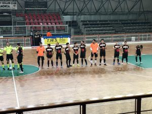 CALCIO A 5 SERIE C1 11a di campionato: SELECAO vs LEON 2-5