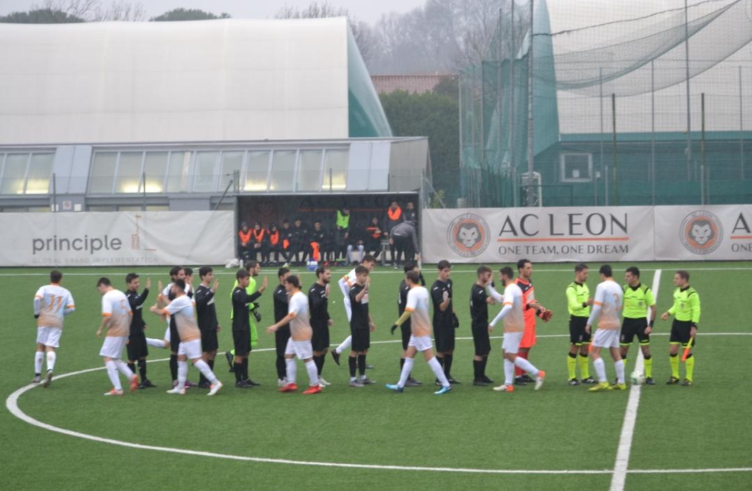 ECCELLENZA Girone B: LEON – ALBINOGANDINO 2-0