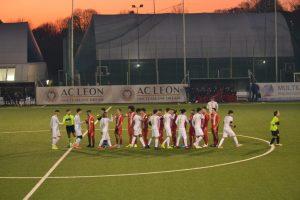 JUNIORES REGIONALI A 14° giornata:   LEON vs CASATESE 3-1