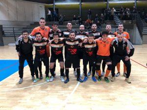 Calcio a 5: OLYMPIC MORBEGNO vs LEON 5-7