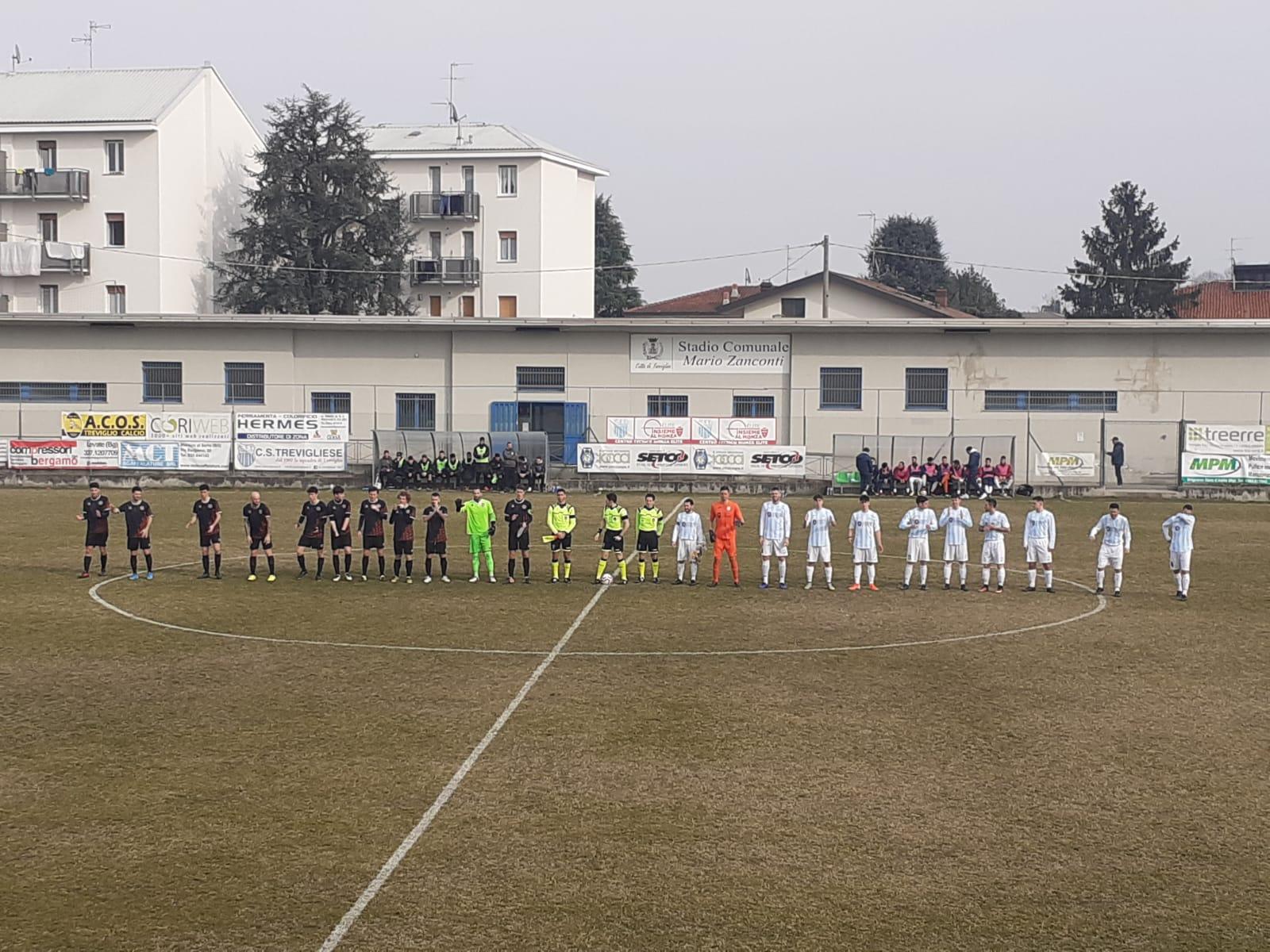 ECCELLENZA Girone B: TREVIGLIESE – LEON 1-0