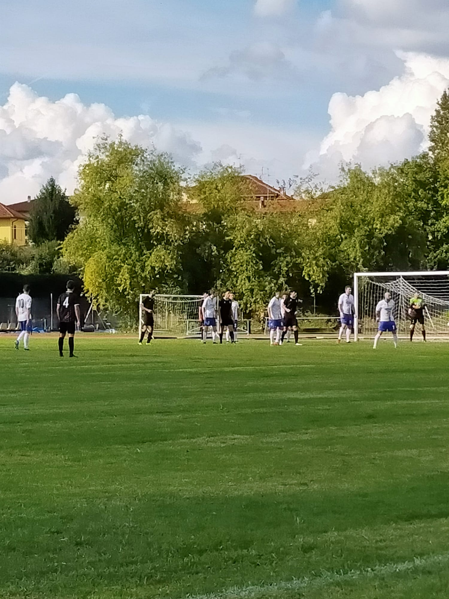 PRIMA CATEGORIA CAMPIONATO Girone C: BESANA vs FOOTBALL Leon 1-2