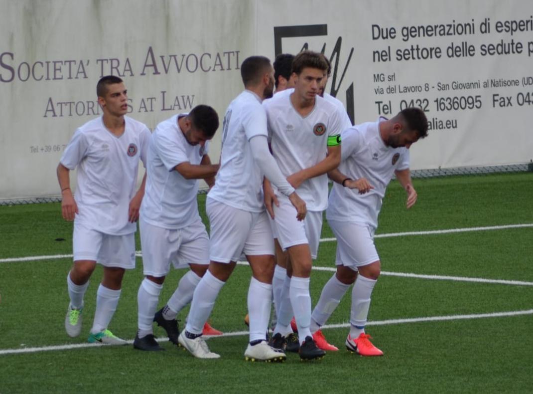 ECCELLENZA Campionato Girone B: LEON vs PONTELAMBRESE 3-2