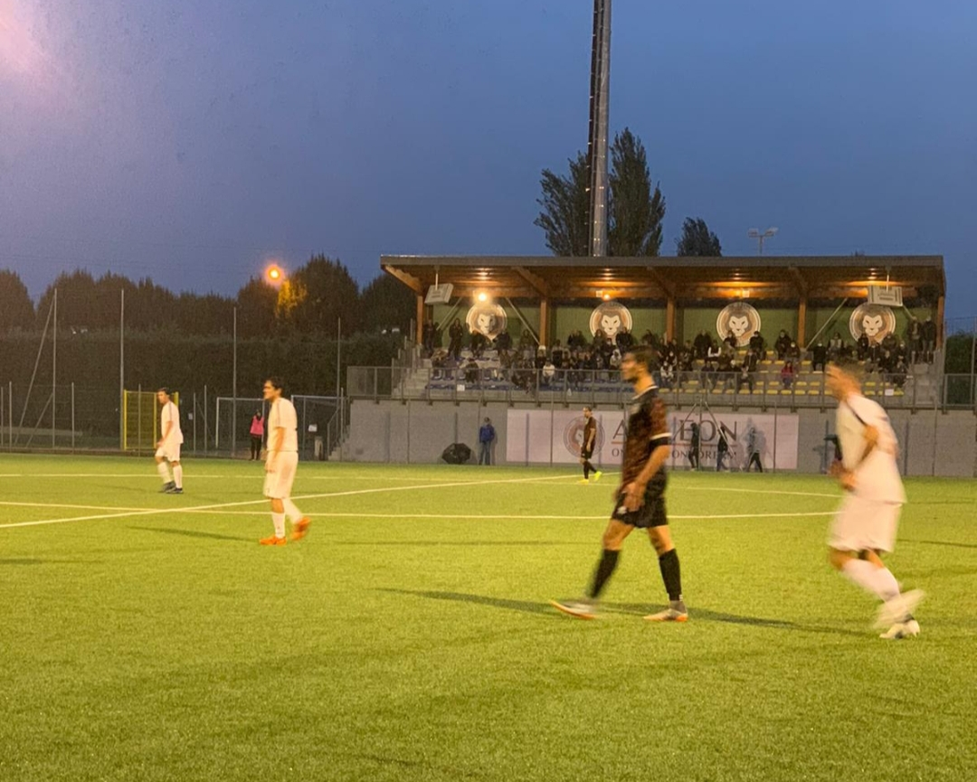 Campionato 1 Categ. : FOOTBALL Leon vs POLISPORTIVA CGB 4-1