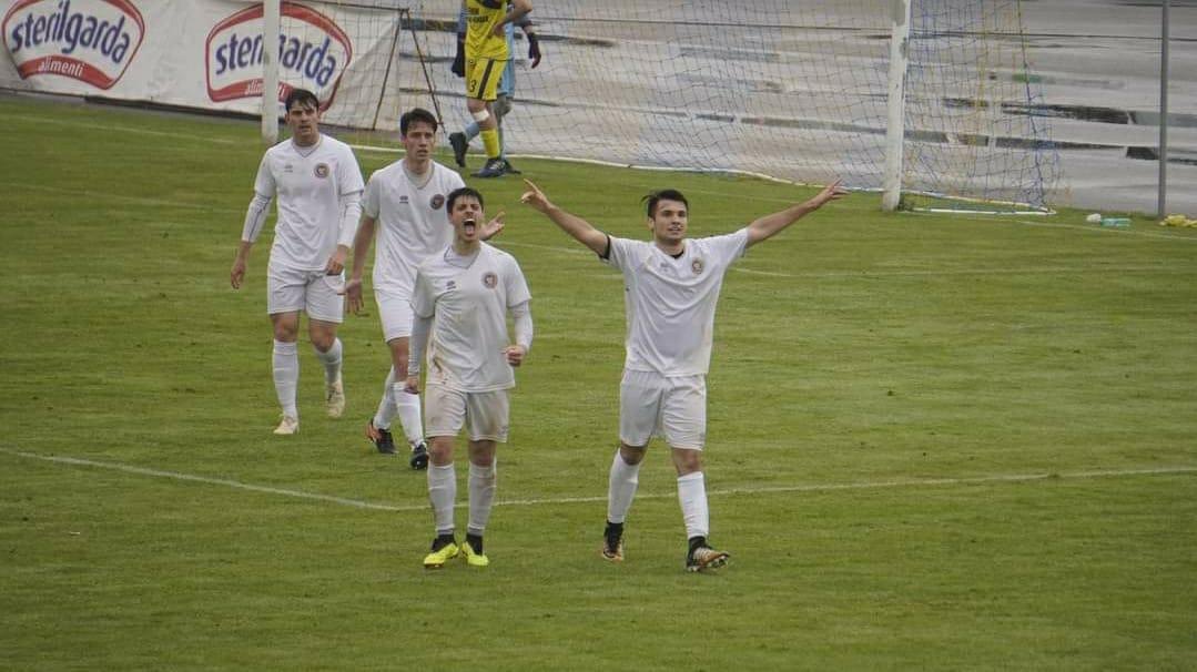 Eccellenza Girone C Campionato: CILIVERGHE vs LEON 2-3