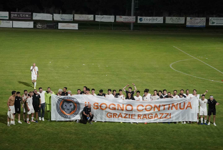 ECCELLENZA Campionato 2020/2021 Spareggio girone C 19/06/2021: LEON vs LUMEZZANE 1 – 0