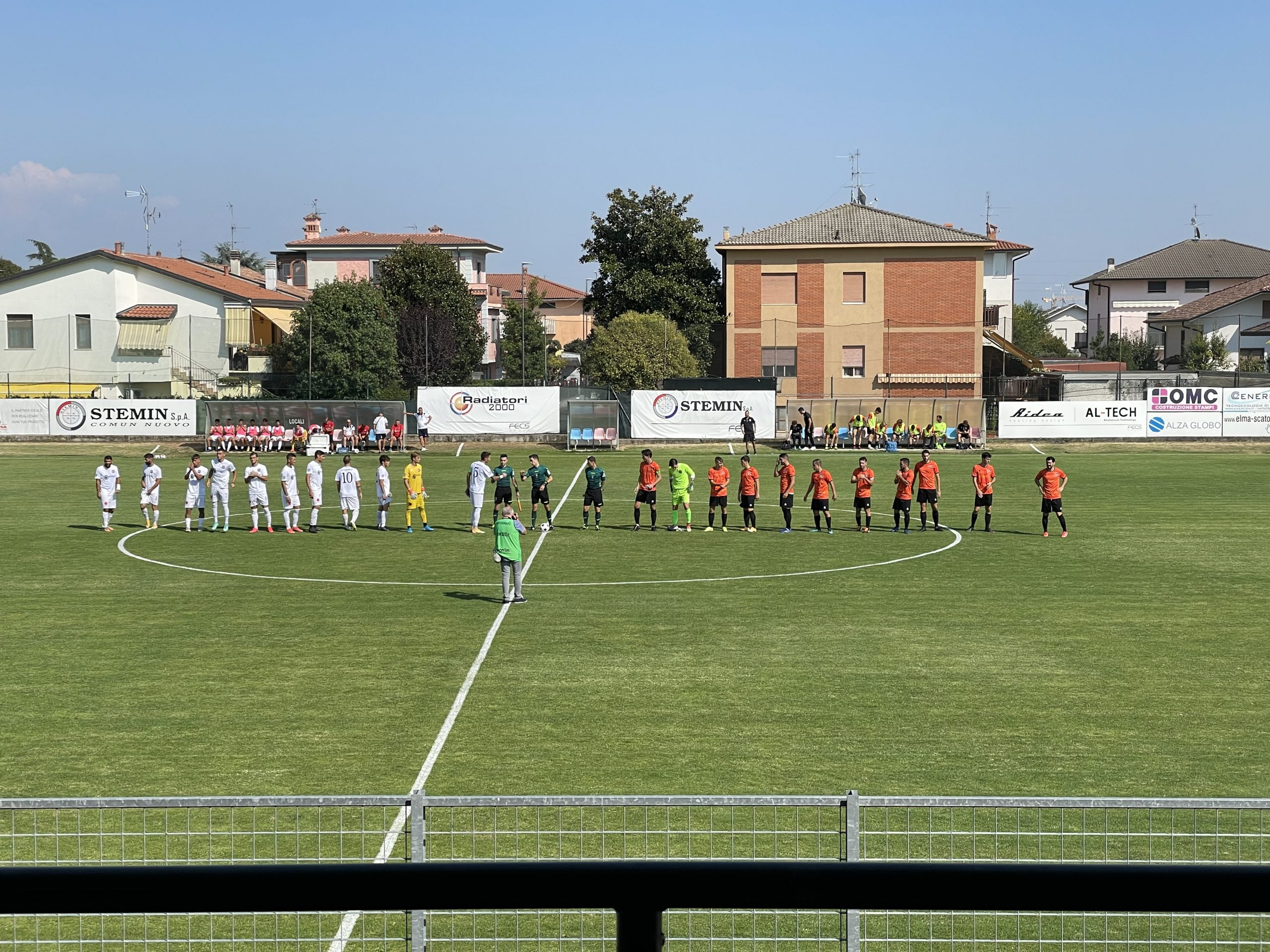 Coppa Italia Serie D: VIRTUS CISERANOBERGAMO vs LEON 5-1