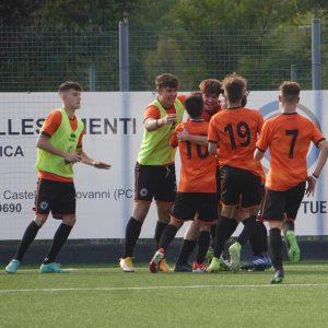 JUNIORES Nazionali U19 LEON VS ARCONATESE 2-1